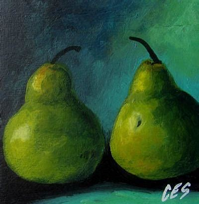 a pair of pears by meg page pair of pears by christine e s code ces from pop art