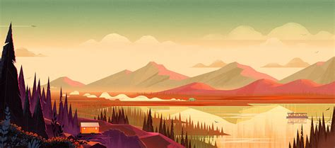 Floatwing by Nomadic Homes Illustrations On Behance