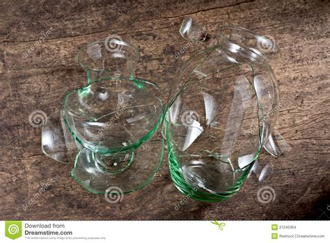 Broken Glass Vase by Broken Glass Stock Photo Image Of Glass Container Green