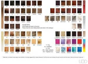 matrix hair color chart 25 best ideas about hair color charts on