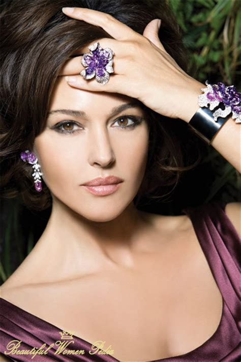 monica bellucci personality most beautiful actresses of all time