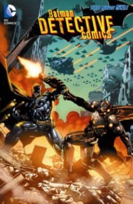 libro batman detective comics hc batman detective comics volume 4 hc the new 52 john layman 9781401246334