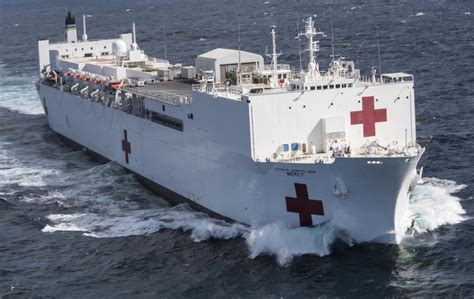 hospital ship sealift command hospital ship usns mercy t ah 19