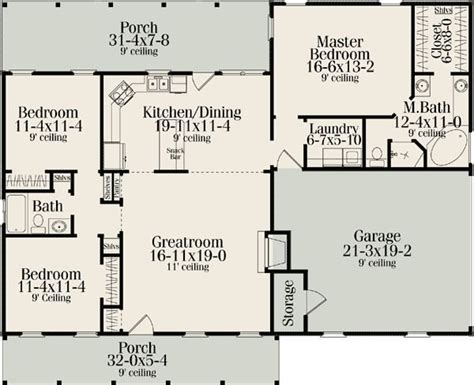 split level ranch house plans ranch house plans with split bedrooms beautiful 274 best floor plans images on new