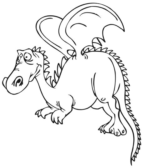 coloring pictures of flying dragons free coloring pages of flying dragon