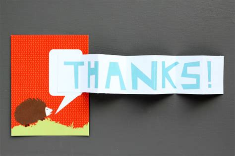 printable thank you popup card diy pop up thank you card printable julep