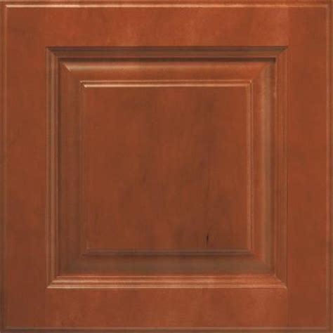thomasville cabinets home depot thomasville 14 5x14 5 in cabinet door sle in plaza