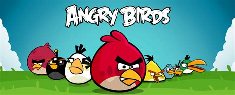 Angry Birds 35 different angry birds pictures