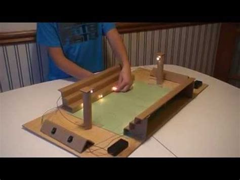 electric circuit science project grade 6 electricity project