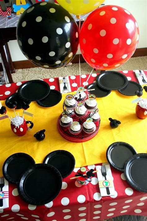 mickey mouse desk accessories love the plates and at this mickey mouse clubhouse