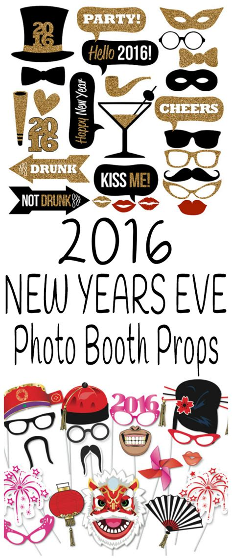 free printable chinese new year photo booth props new years props 28 images free printable new year