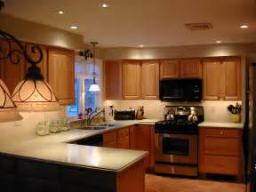 lighting for kitchens ideas kitchen lighting ideas for various kitchen designs mykitcheninterior