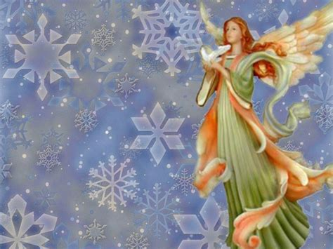 Wallpaper Christmas Angel | christmas angel wallpapers wallpaper cave