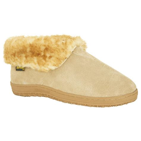 friend bootee slippers s friend 174 bootee chestnut 172360 slippers at