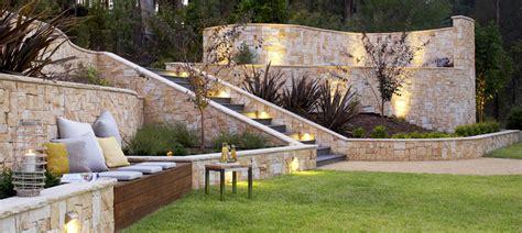 Sloping Backyard Ideas Sloped Backyard Landscaping Space Landscape Designs