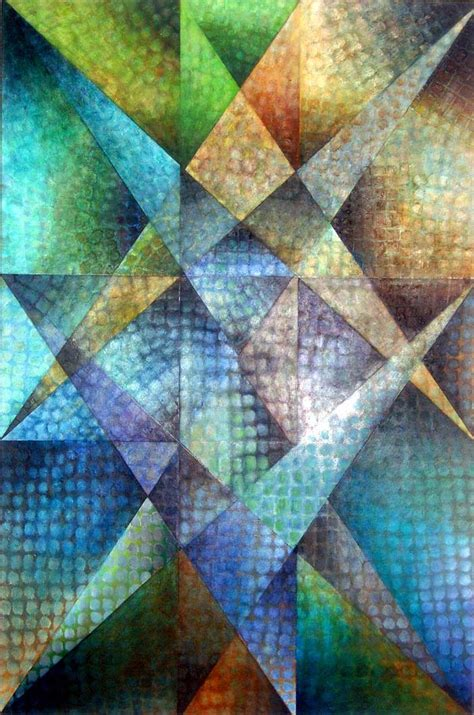 golden section art cubist golden section painting contemporary art