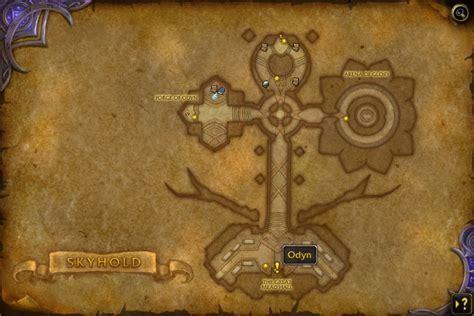 Wow Detox Addon by Handynotes Legion Class Order Halls Map Minimap