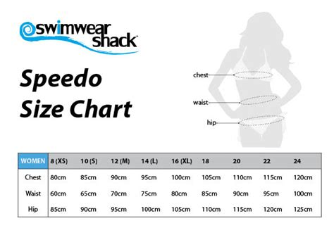 Size Chart Sac Competition Swimwear one swimsuit size chart images