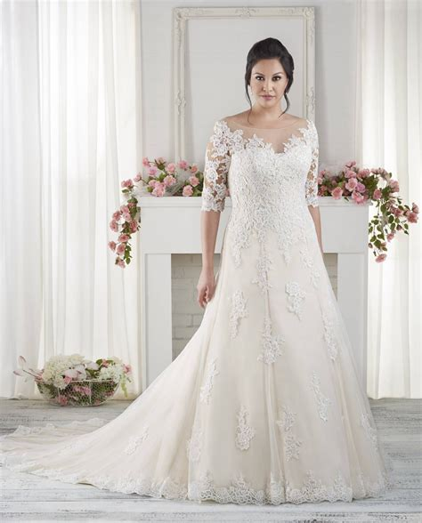 Best Wedding Gowns by The Best Wedding Dresses For Arms Sleeved Wedding