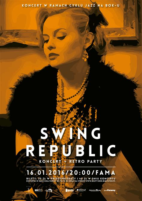 Swing Republic by Swing Republic Bok Białostocki Ośrodek Kultury