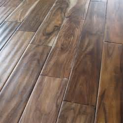 acacia natural 11 16 quot x 4 8 quot x 1 3 1 common and better handscraped prefinished flooring
