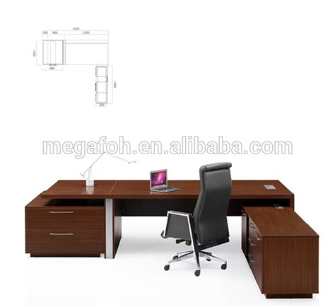 high end italian office furniture design wooden ceo office