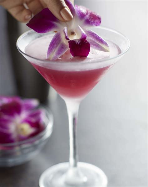 martini hawaiian get a jumpstart on spring with this floral martini ay