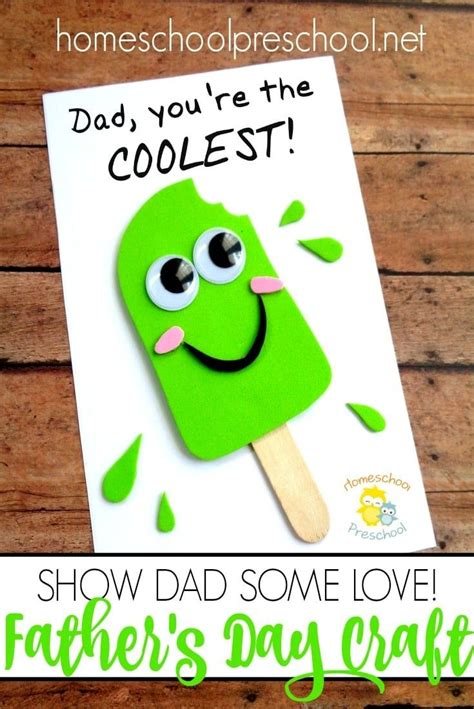 day ideas fathers day crafts children site about children