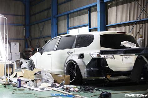 custom honda odyssey a different approach otas cars rb1 odyssey