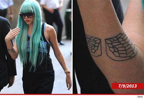 amanda tattoo amanda bynes clipping wings tmz