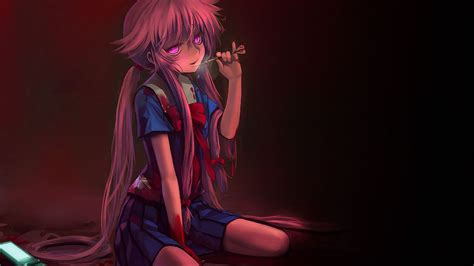 future diary future diary wallpaper 16897