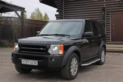 land rover discovery 2007 ленд ровер дискавери 2007г в land rover discovery и bmw
