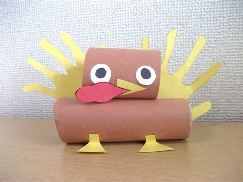 Preschool Toilet Paper Roll Crafts - preschool crafts for thanksgiving day toilet roll