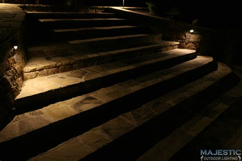 Step Lighting Outdoor Step Lights Gallery Throughout Fort Worth Tx Dallas Tx