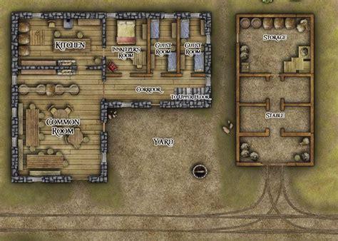 dungeon floor plans pdf 106 best d d tavern maps images on pinterest fantasy map