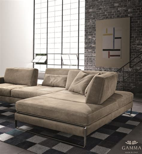 Laguna Sectional Sofa Laguna Sectional Sofa By Gamma Arredamenti Industrial Family Room New York By