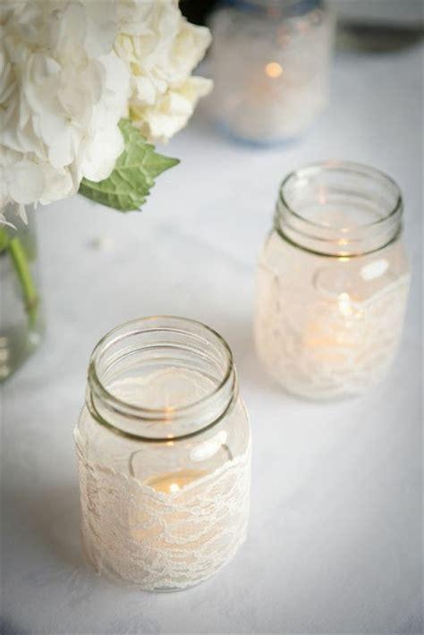 rustic wedding ideas  mason jars