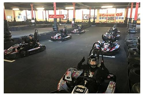 go karting deals manchester