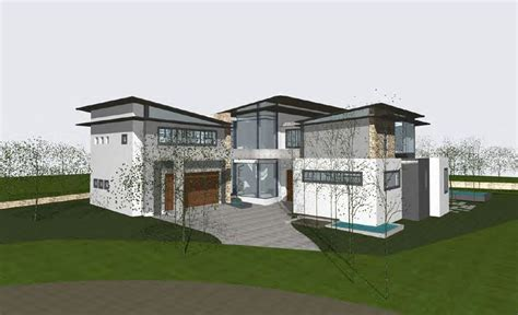 home design za house plans and design modern house plans za