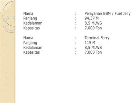layout fasilitas adalah layout fasilitas pelabuhan belawan