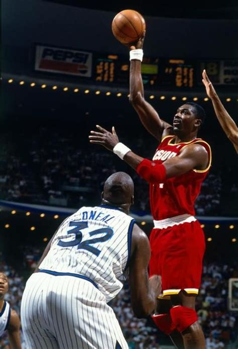 legends the best players and teams in basketball books 212 best hakeem quot the quot olajuwon images on