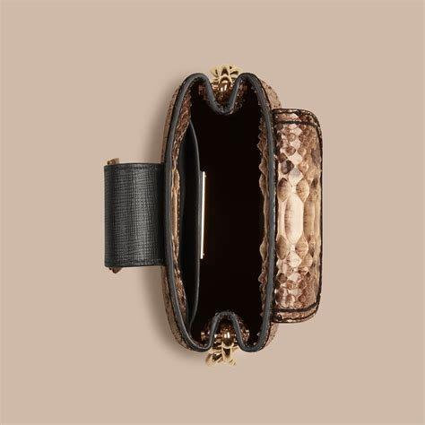 Limited Edition Belt Swarovsky Elastis Termurah the small square buckle bag in python limited edition burberry