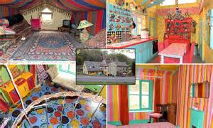 alice doll house alice in wonderland cottage in eye popping colours on sale for 163 500k daily mail online