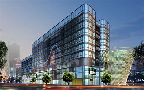 Building Facade Design Illustration Visual Ly Haammss
