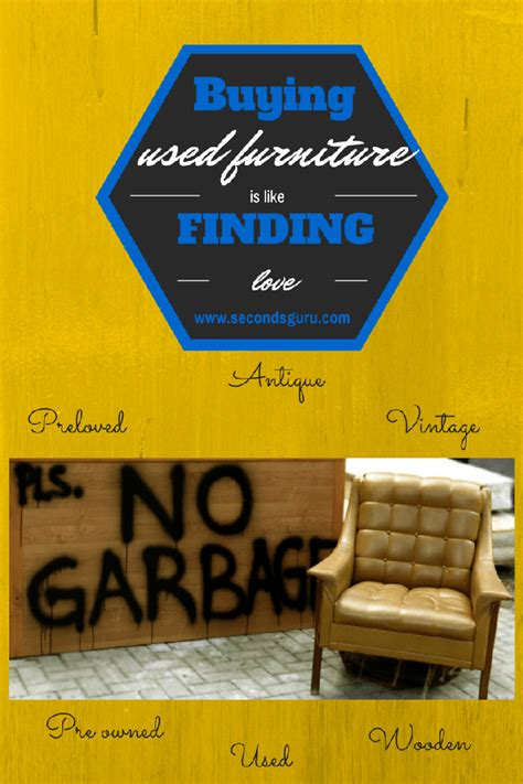 buying used furniture tips for buying used furniture 1 fall in secondsguru