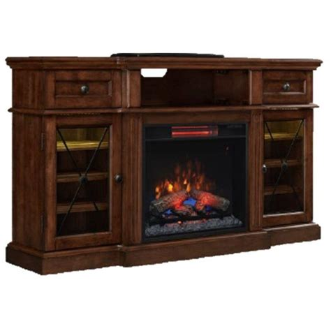 Home Depot Electric Fireplace Tv Stand by Upc 611768088966 Home Decorators Collection Rosengrant 59 5 In Media Console Electric