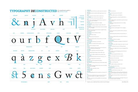 typography deconstructed typography deconstructed a comprehensive guide to the anatomy of type bit ly wrkbwy free