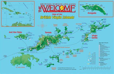 map of bvi and usvi black boaters summit 2012 sail the bvi usvi atlanta