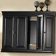 Tv Cabinet With Doors To Hide Tv Wall Mount Flats And Cabinets On Pinterest