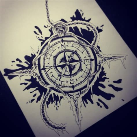 compass tattoo tumblr compass pictures to pin on